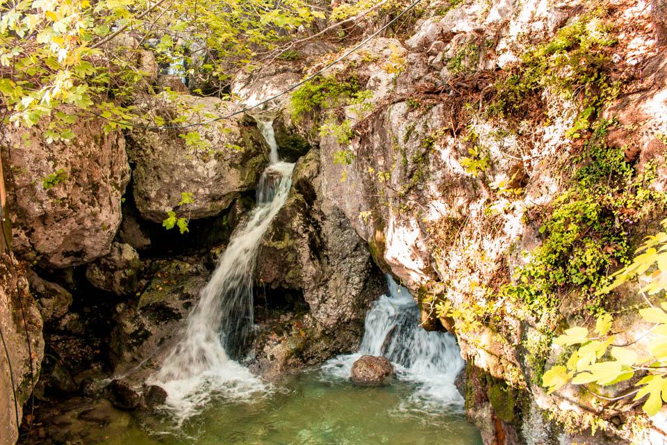 Evia- natuur