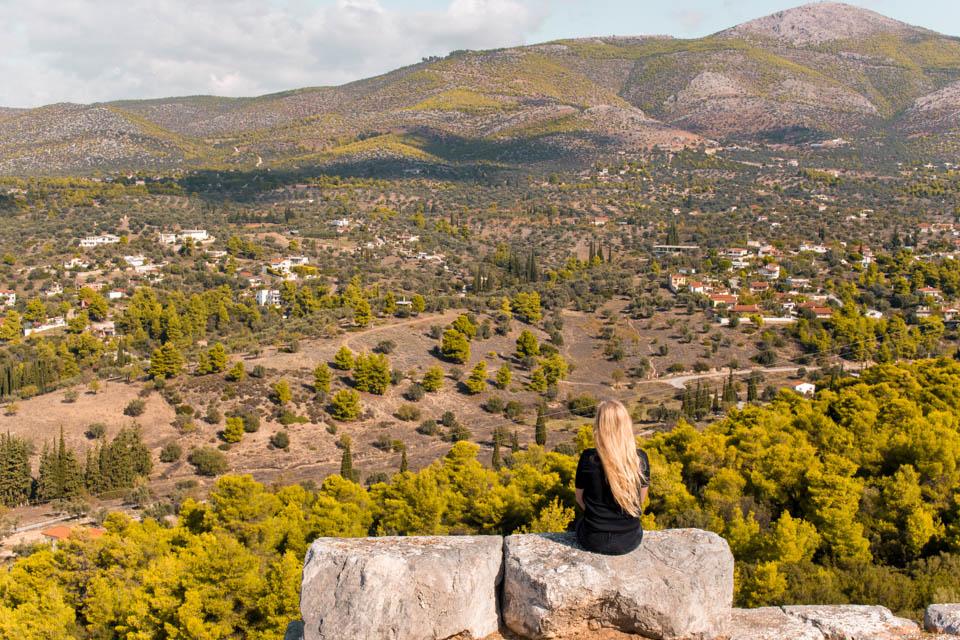 Eretria Acropolis
