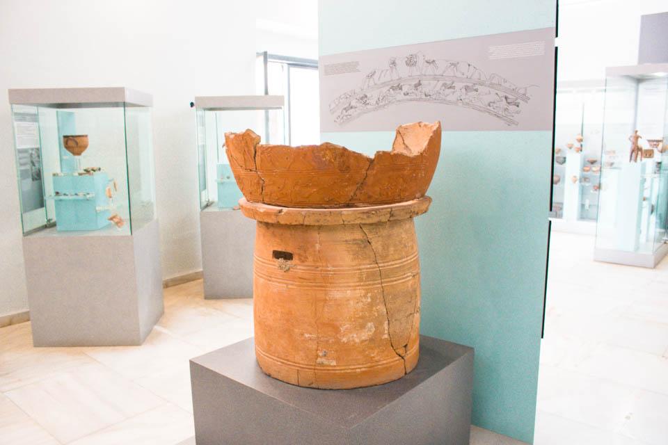 Eretria Museum