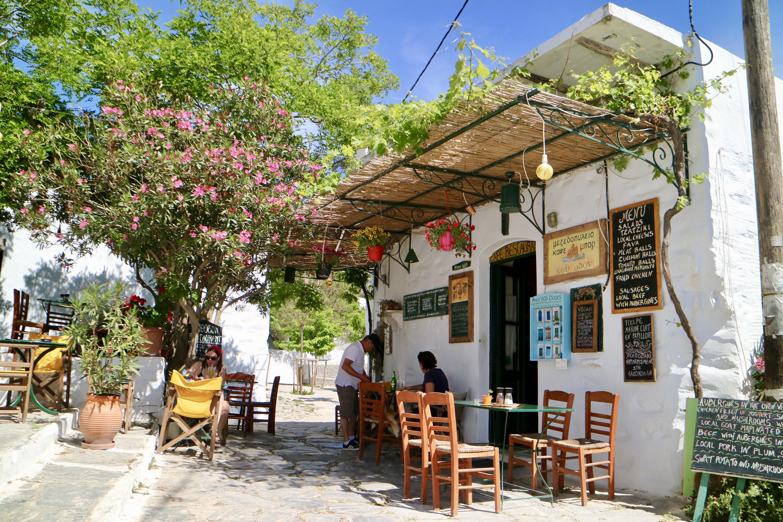 Amorgos- taverna