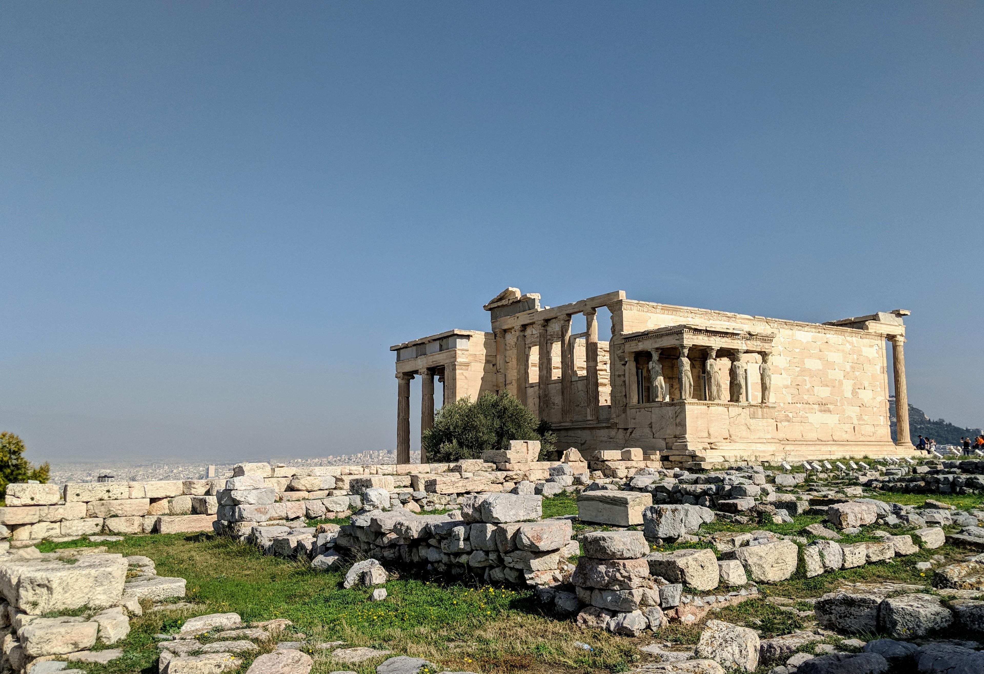 Acropolis- Erechteion