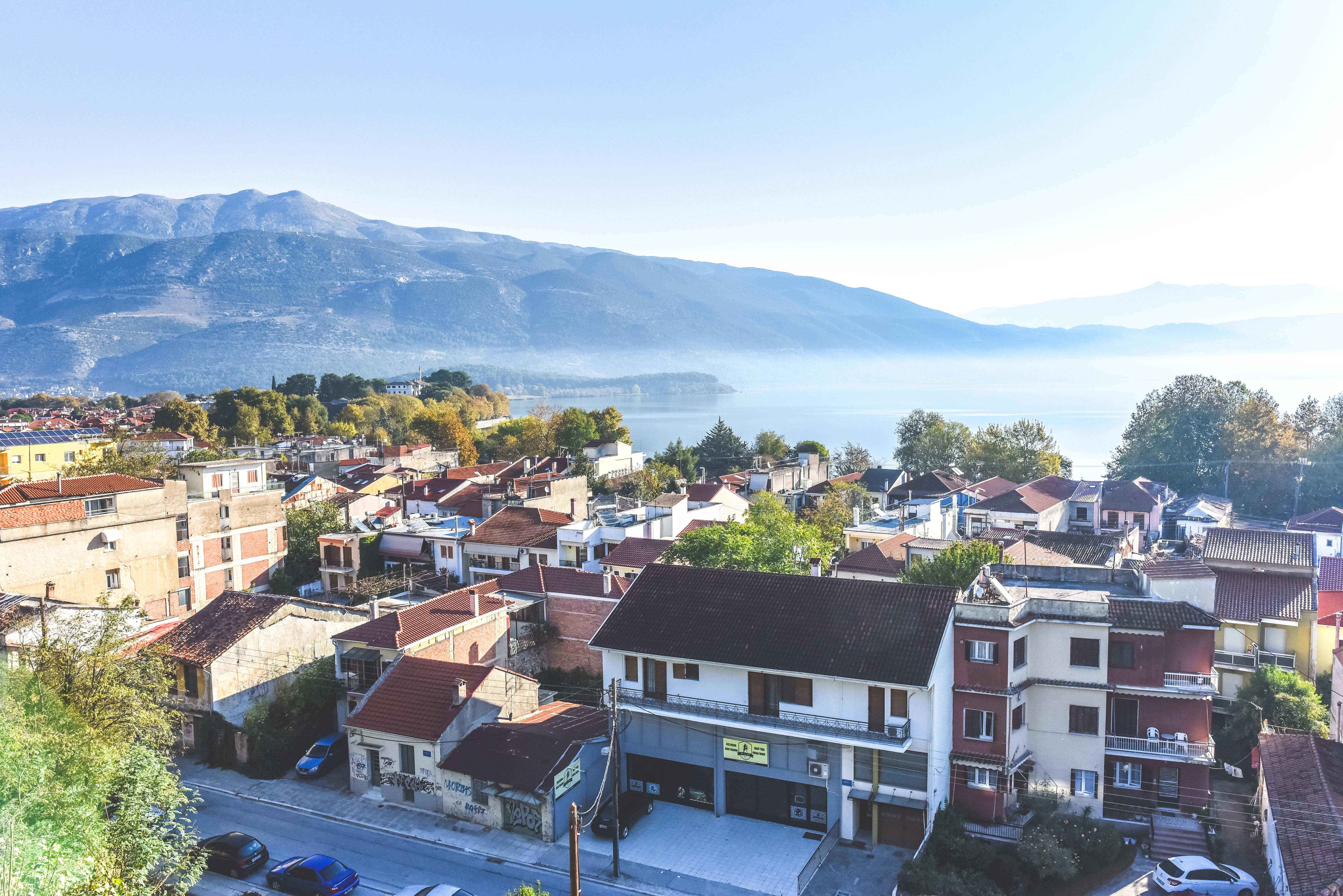 Ioannina bij het meer