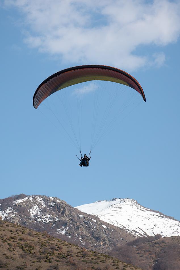 paraglijden