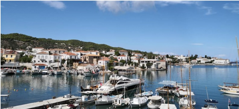 Spetses haven
