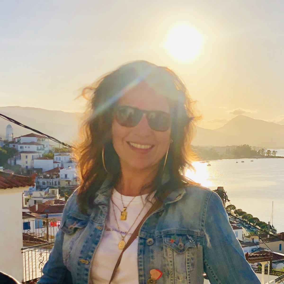 Thea Tijssen  Blogger bij RonReizen
