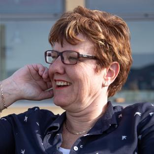 Marga van der Steen
