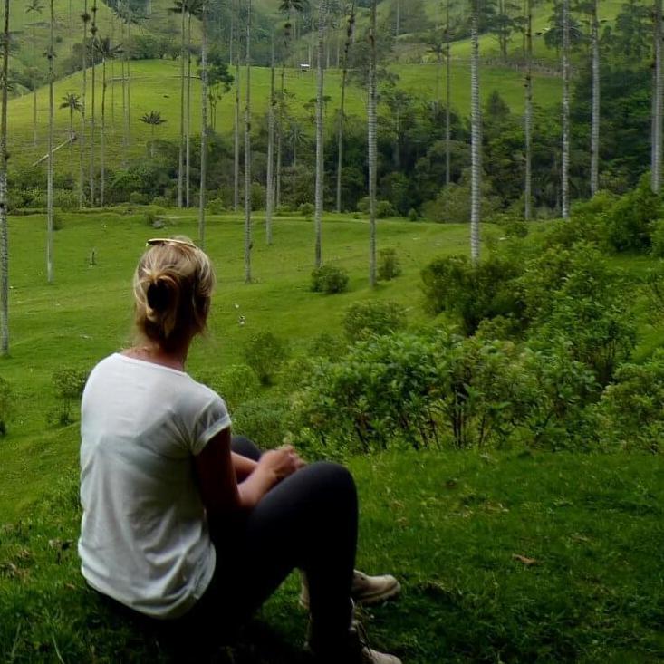 Door Chantal – Alleen op reis