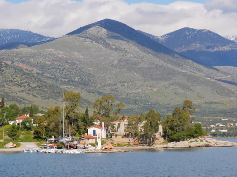 Golf van Korinthe