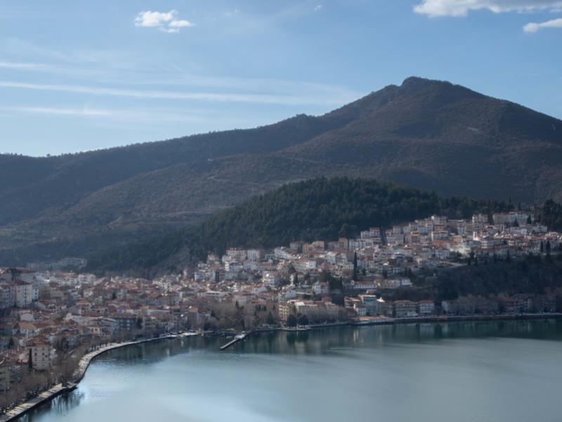 Kastoria meer