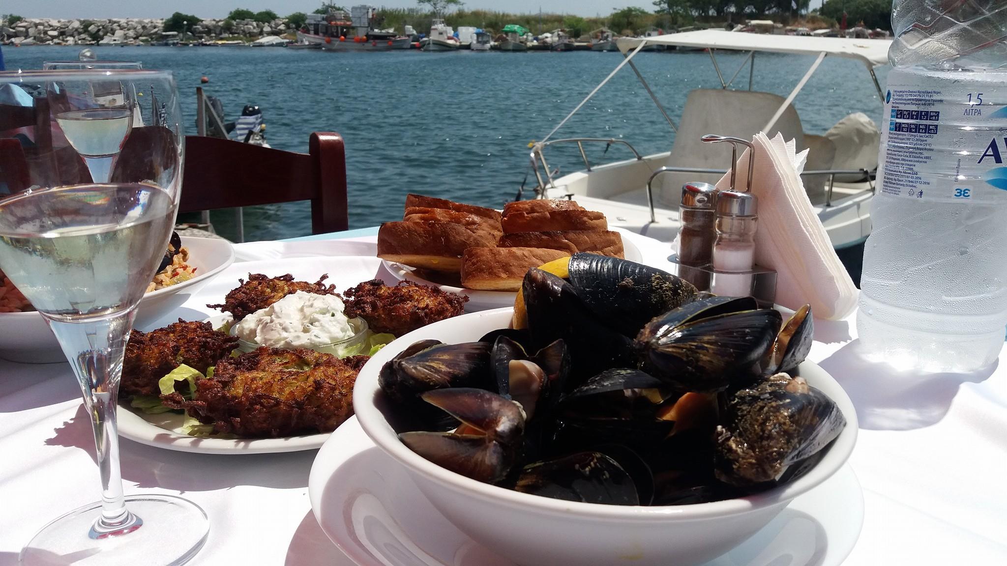 Griekse eten